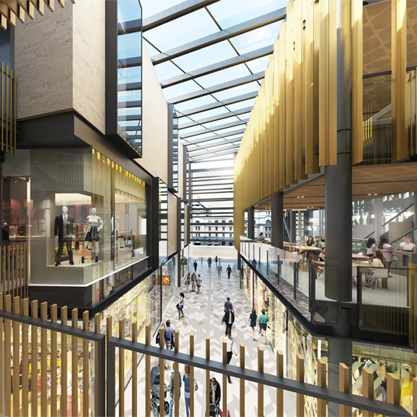 Commercial Bay's First Fashion Tenants Announced