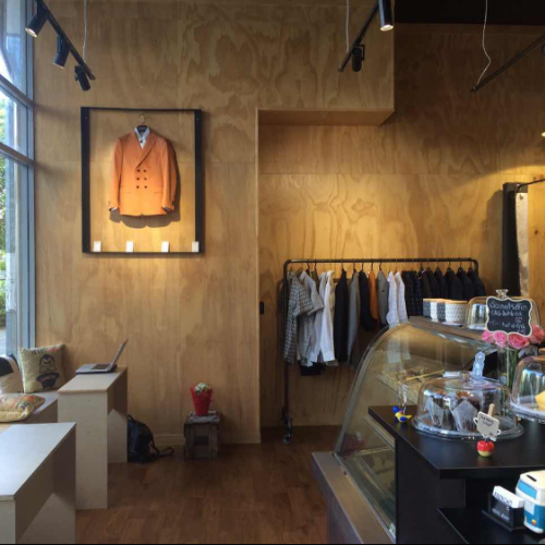 French83 Cafe & Garment Showroom
