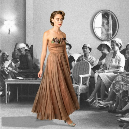 Walk The Walk A History Of Fashion In The City Heart Of The City