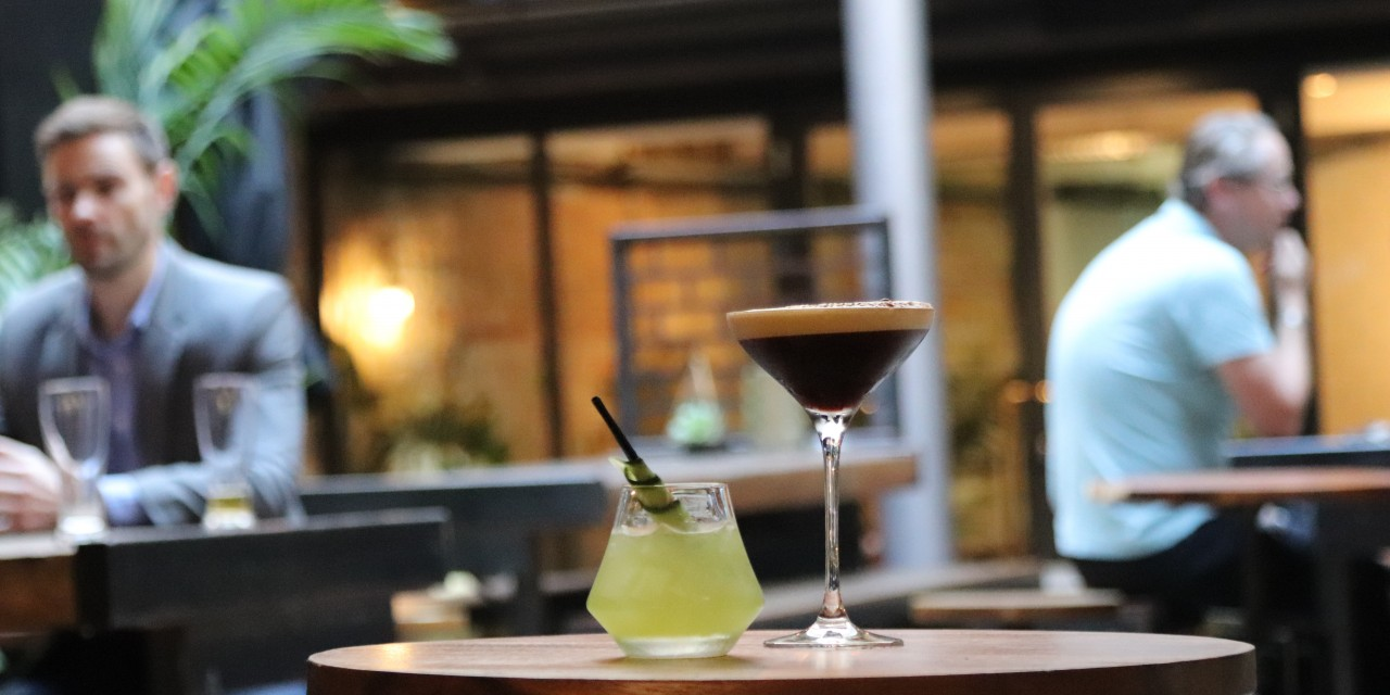 Cocktails, espresso martini