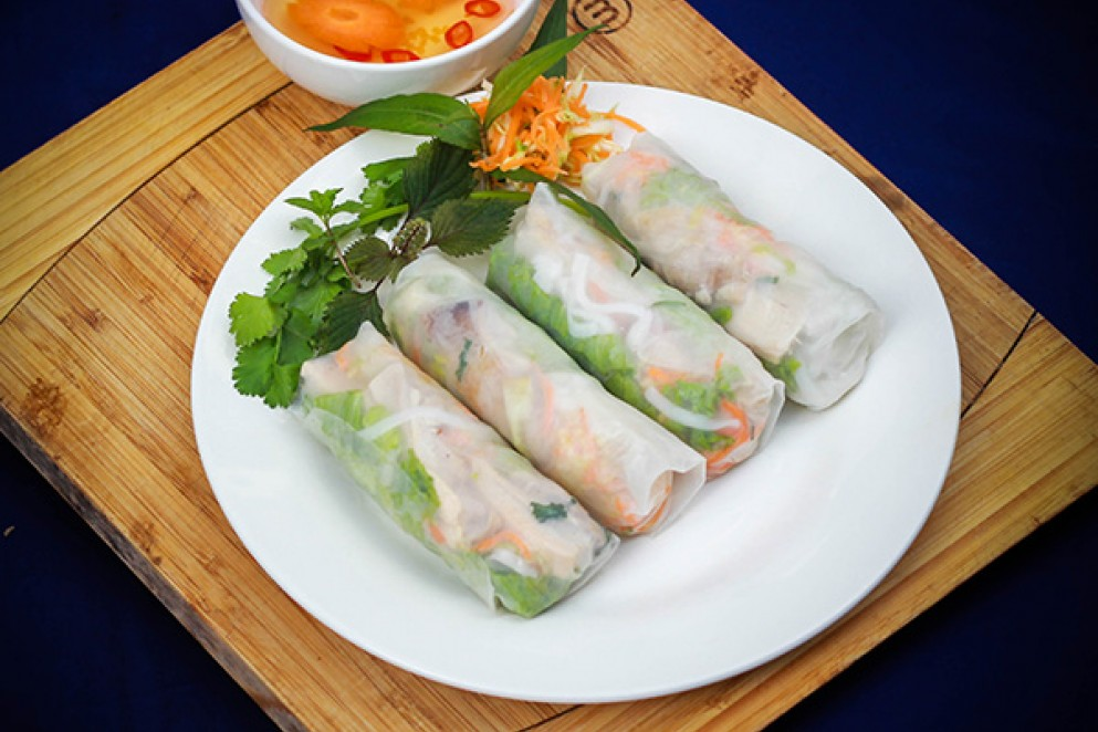 Ha Noi Corner - Fresh Summer Rolls
