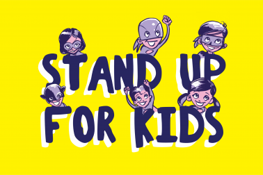 Stand up for kids - Comedy Festival 2021
