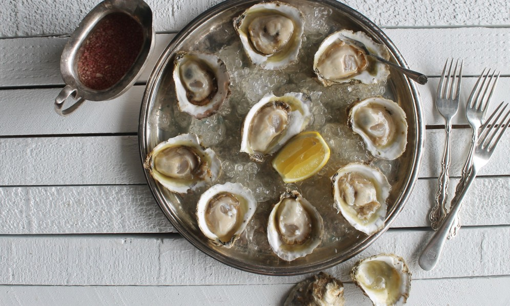 Ice Oysters