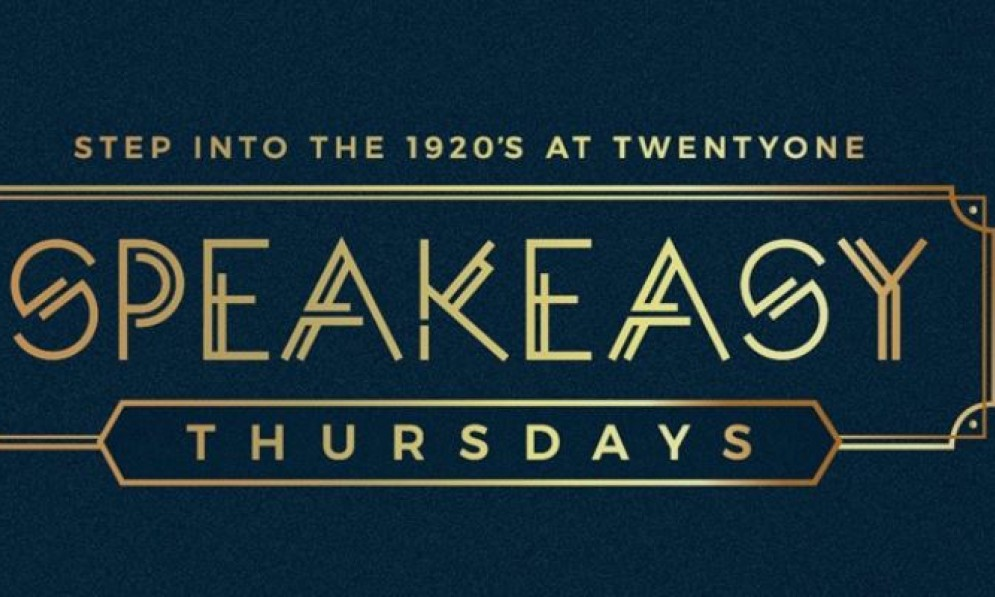 Speakeasy Thursdays