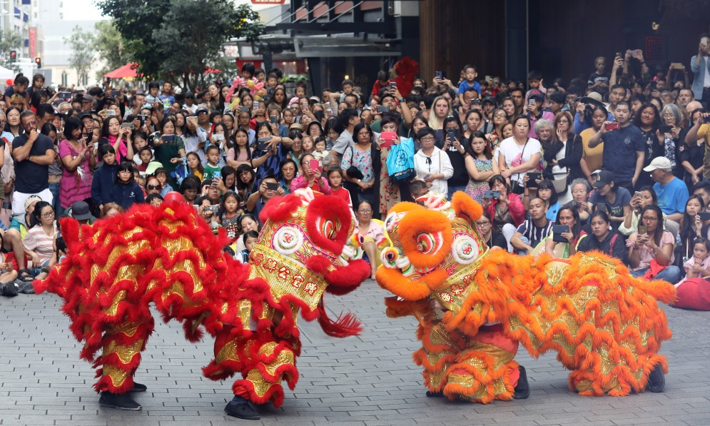 chinese new year celebrations at skycity auckland heart of the city chinese new year celebrations at