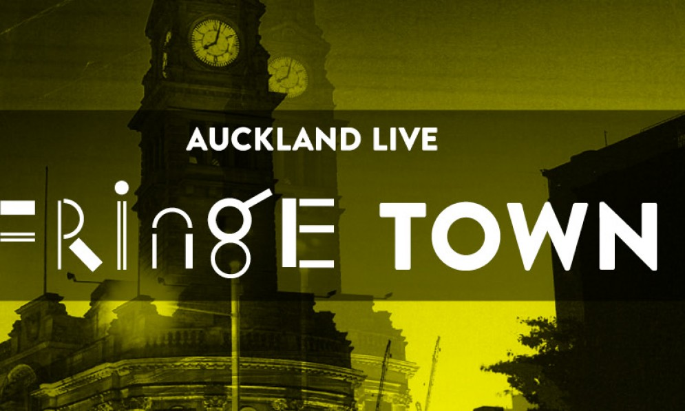 Auckland Live Fringe Town