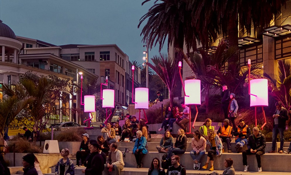 Events in Auckland city centre