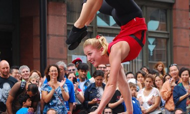 Auckland International Buskers Festival 2018 - Top Things to Do in Central Auckland This Anniversary Weekend