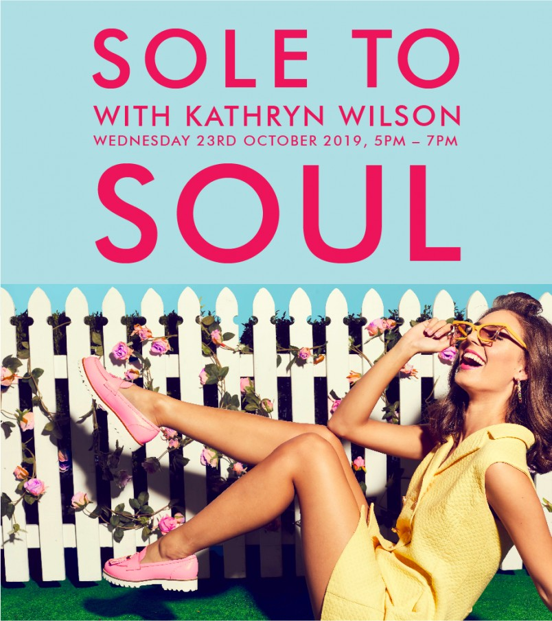 Sole to Soul with Kathryn Wilson
