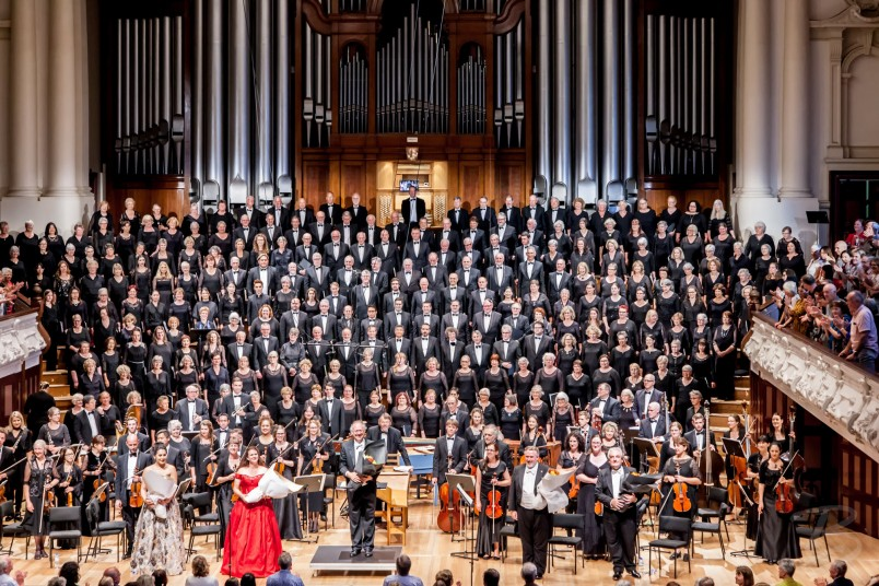 Handel's Messiah - Auckland Choral