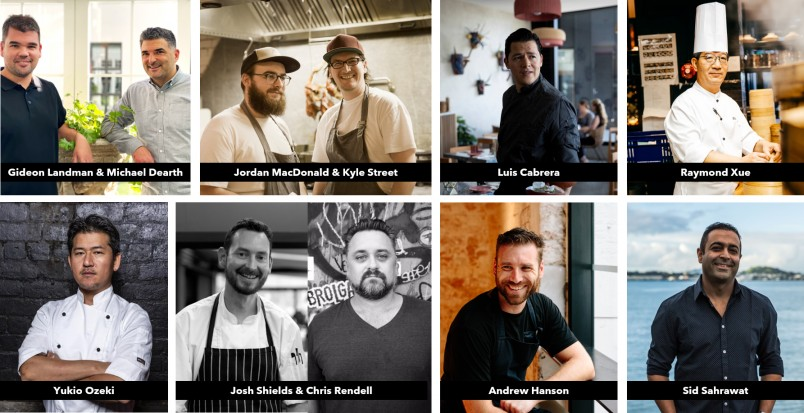 Chef's Table Series 2020