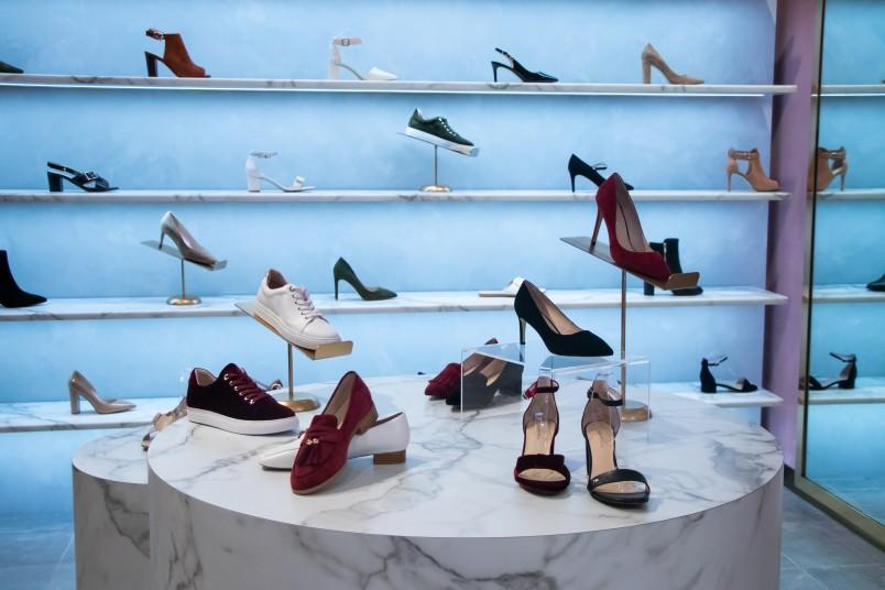 city centre shoe shops
