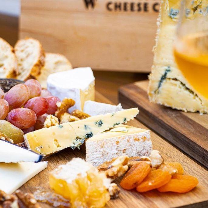 Whitestone cheese bar