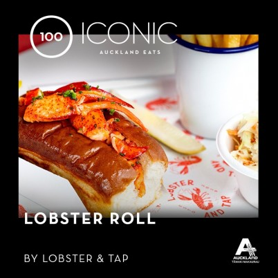 Lobster & Tap - The Lobster Roll