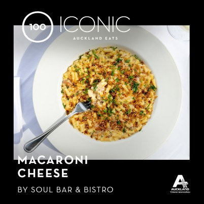 Soul Bar and Bistro - Macaroni Cheese