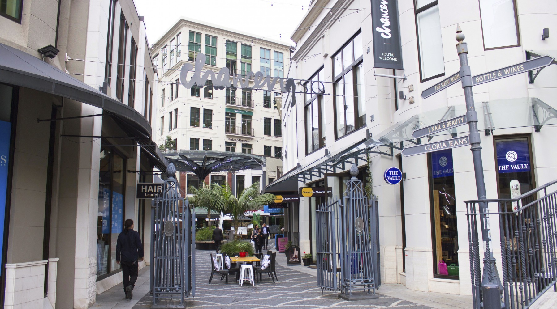 Explore Chancery Square Auckland Heart Of The City